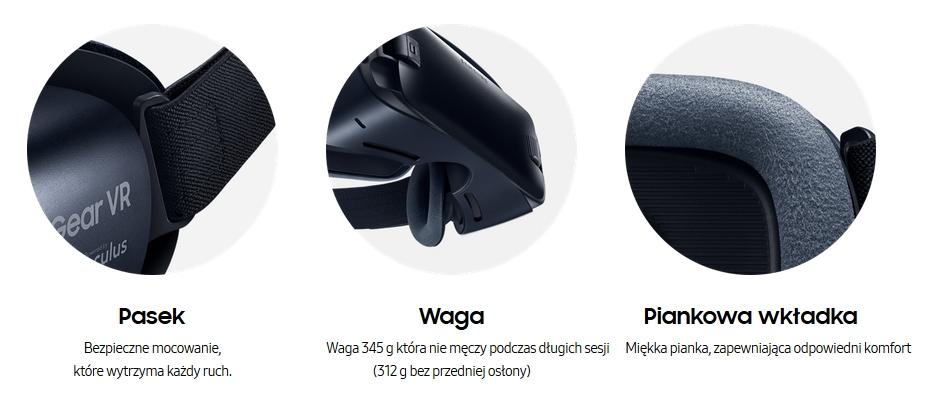 Okulary VR Samsung