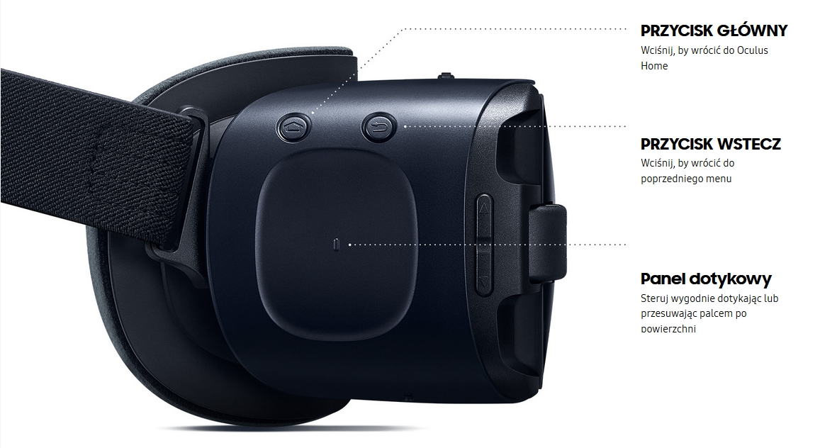 Okulary Samsung VR