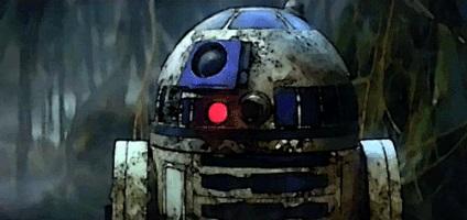 Dozownik do mydła Star Wars w postaci R2