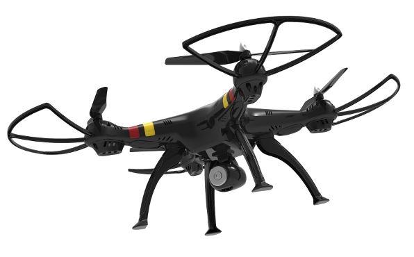 Dron latający - quadrocopter Syma X8W