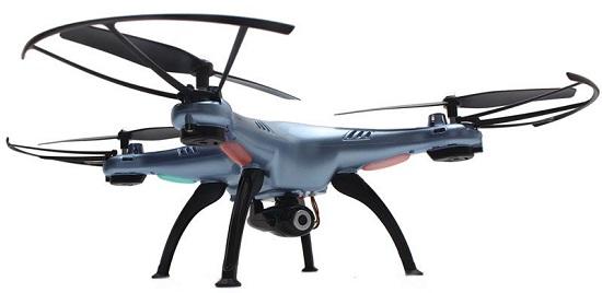 Dron latający Syma X5HC - nowy design