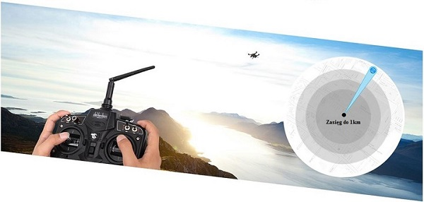 Radio drona Runner 250
