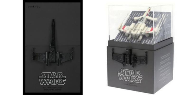 Dron Star Wars X-Wing - edycja kolekcjonerska