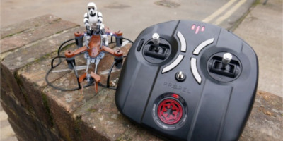 Dron Star Wars Propel i kontroler