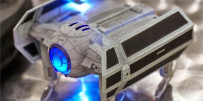 Dron Star Wars - podświetlenie LED