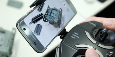 Aplikacja mobilna dla dronów Star Wars od Propel