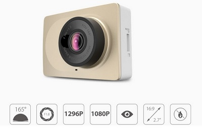 Kamera samochodowa Xiaomi