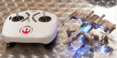 Dron Star Wars X-Wing i kontroler
