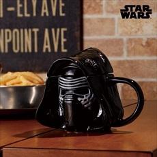 Kubek Star Wars 3D Kylo Ren z wieczkiem