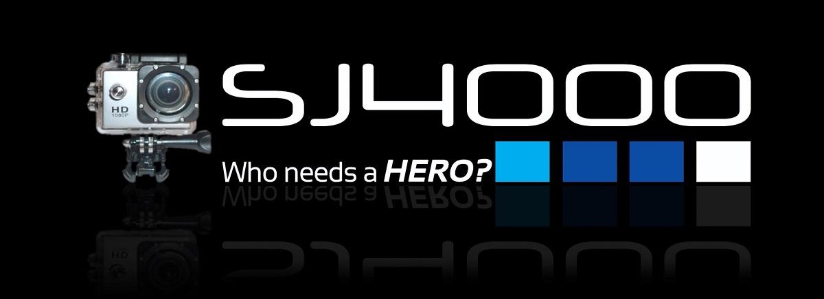 Marka SJ4000 to dobry wybór - Who needs a hero?
