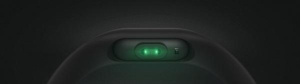 Xiaomi Mi Band 2 - pulsometr