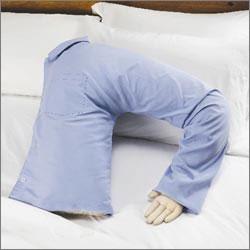 Poduszka dla singielki