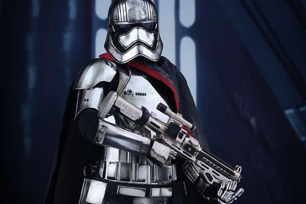 Rękawiczki Star Wars Kapitan Phasma