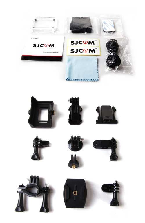 Akcesoria SJCAM SJ4000+