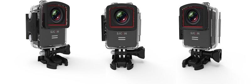 Kamera sportowa SJCAM M20 - obudowa