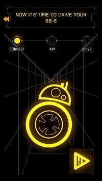 Aplikacja mobilna BB-8 Sphero Special Edition