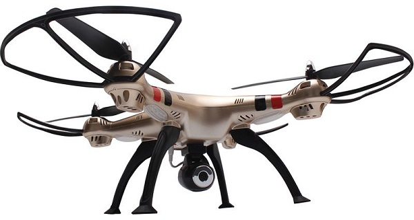 Kamera 2MP w dronie Syma X8HC